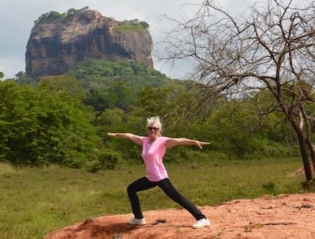 Ingrid Yoga Sri Lanka