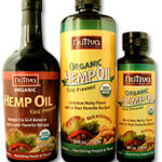 hemp oil organic pressed