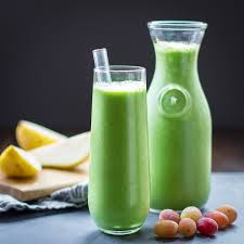 green smoothie fall