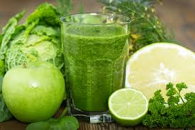green smoothie veg