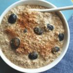 Grain Free Breakfast Porridge