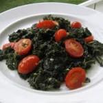 kale tomato