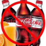 no sweet drinks