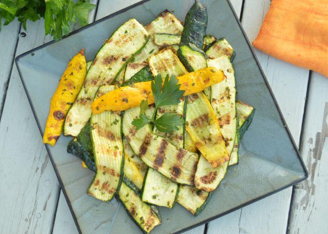 ZUcchini Grill plateDSC_0663