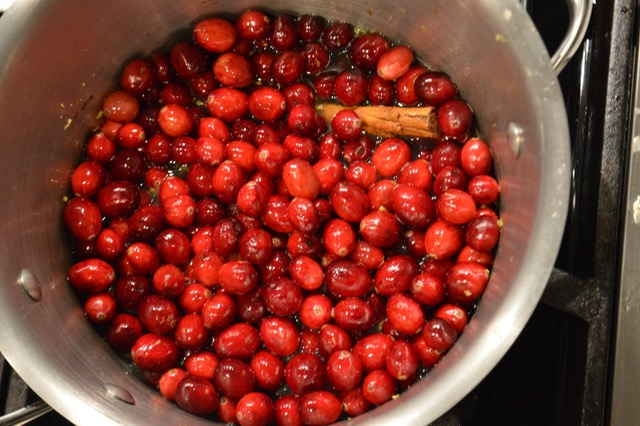 Orange-Cardamom Cranberry Sauce Recipe — Dishmaps