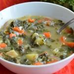 Energizing Kale Soup