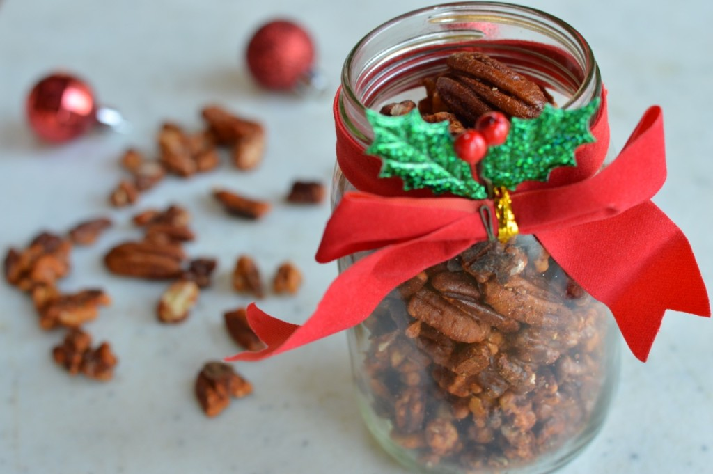 Sweet & Spicy Pecans & Walnuts | Eat Well Enjoy Life Wellness Coaching