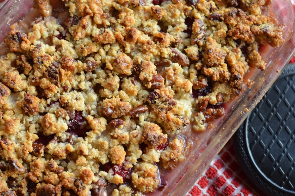 Pear Cobbler Cooked