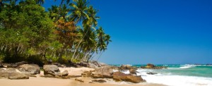 sril lanka beach