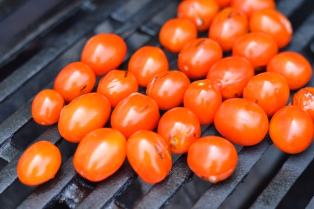 Grilled Tomatoes