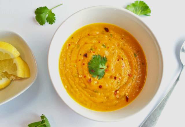 Healing Carrot Soup