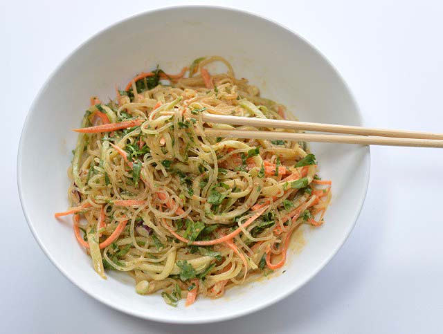 Sesame Kelp Noodles - Eat Well Enjoy Life - Pure Food, Radiant Energy ...