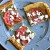 Cauliflower Crust Pizza with Vegan Pesto