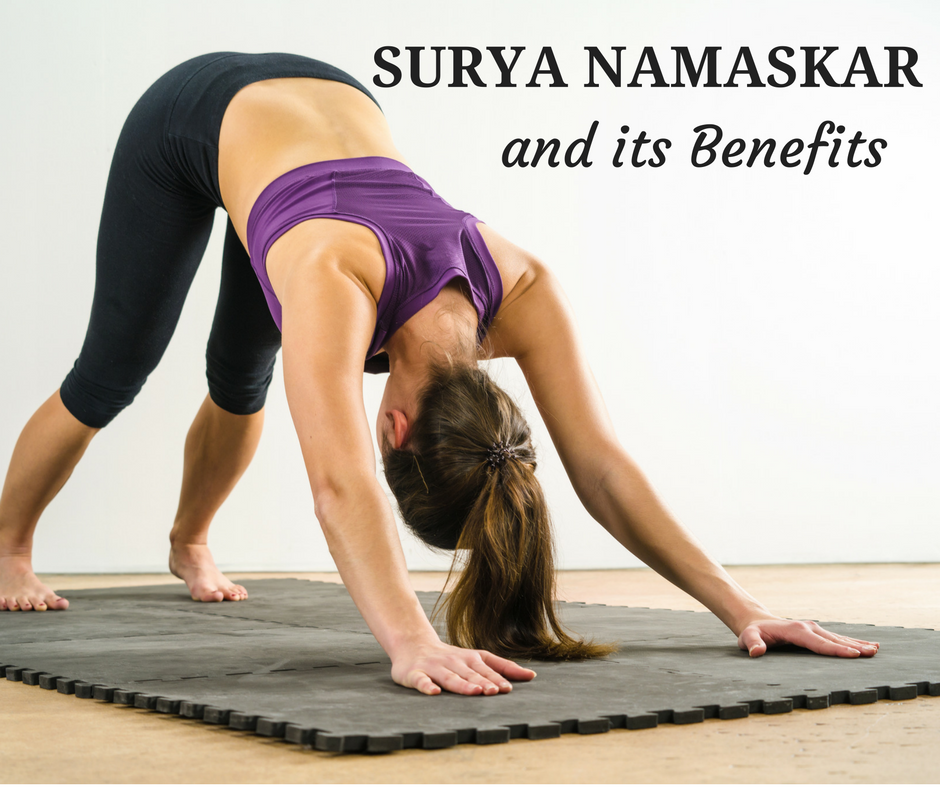 Sun Salutation To Reduce Stress and Refresh Your Body