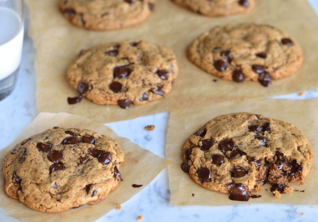 Paleo Chocolate Cookies Soft & Chewy Pa...