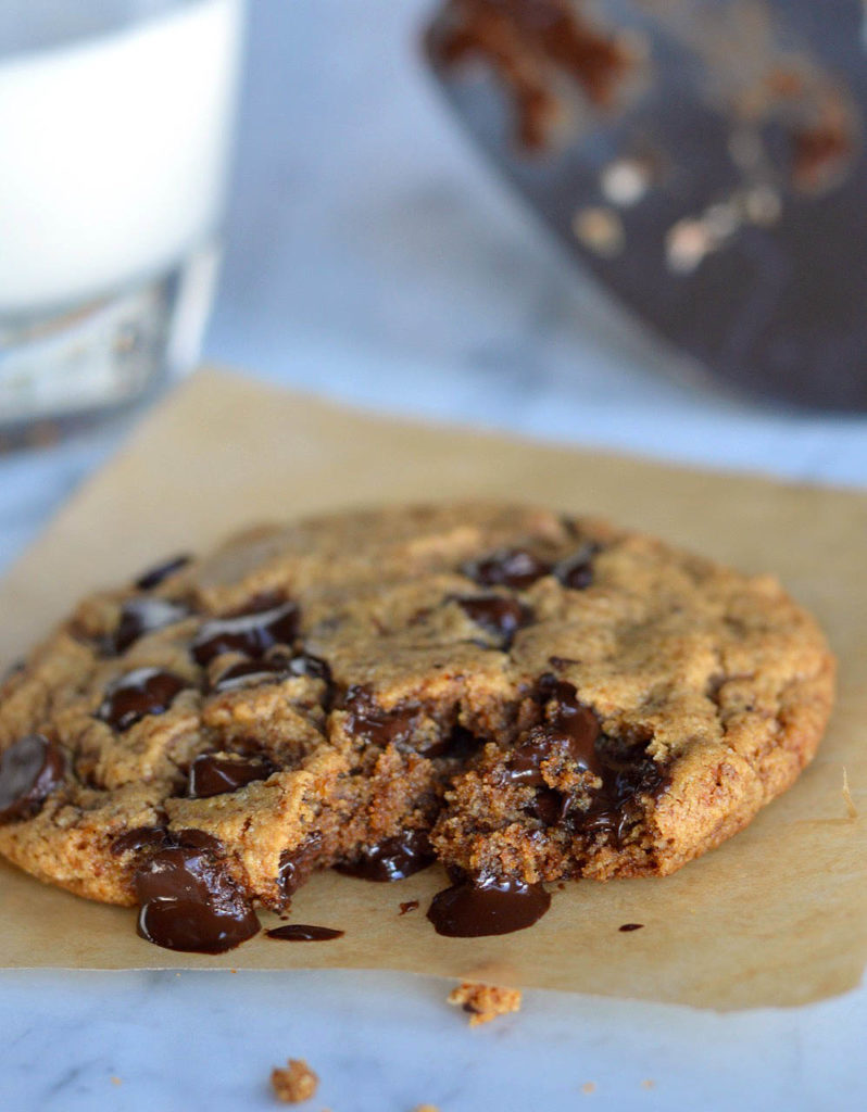 ... cookie that is my most favorite chocolate chip cookie of all time