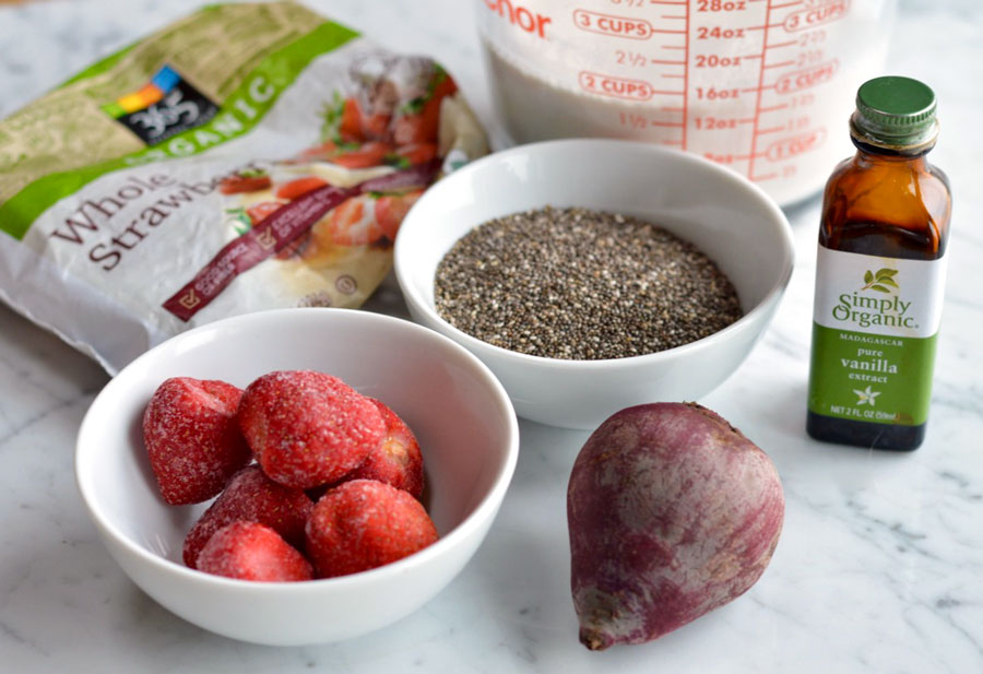 Liver Cleansing Chia Pudding