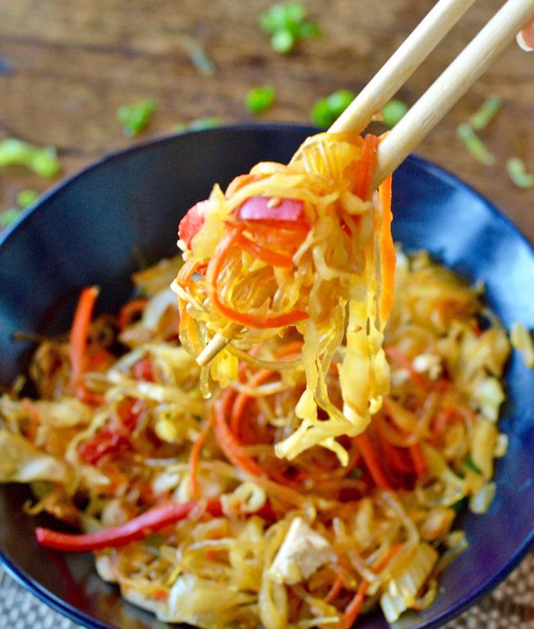 Paleo Chow Mein