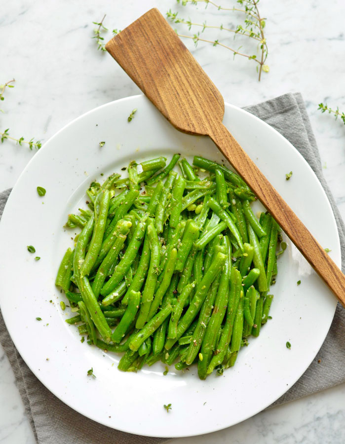 5 minute green beans