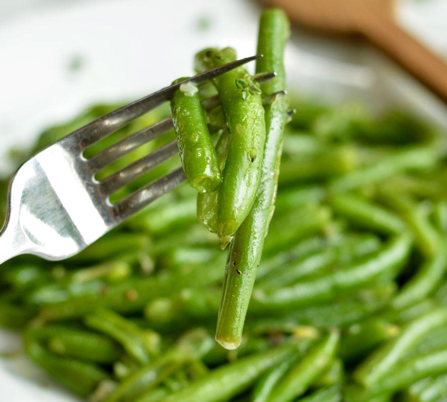 5 minute green beans