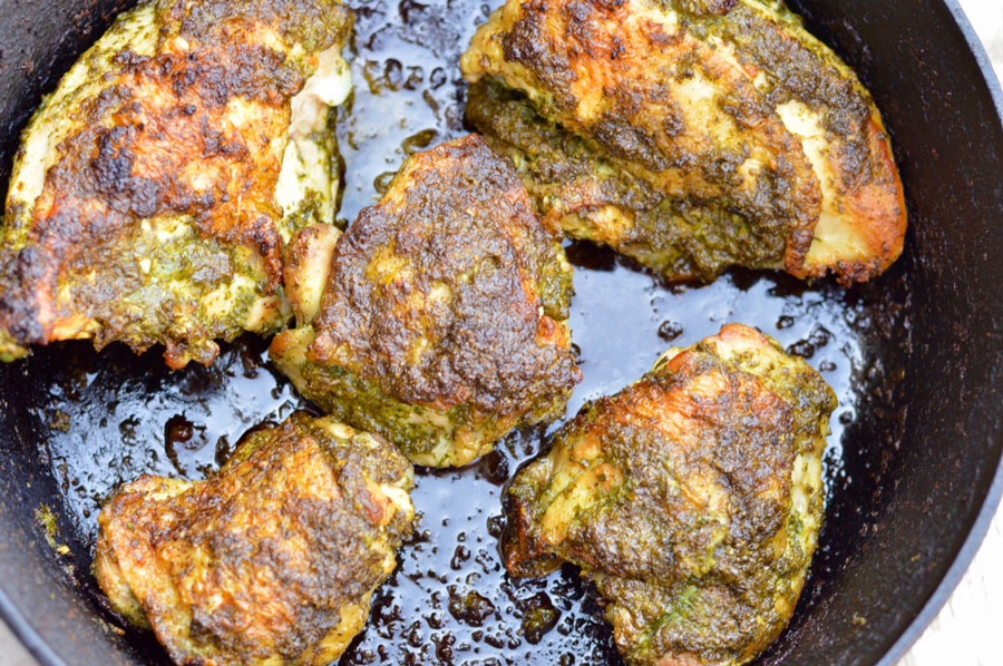 Chermoula Chicken