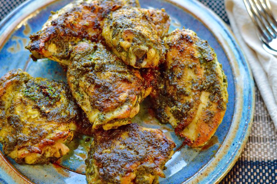 Chermoula Chicken
