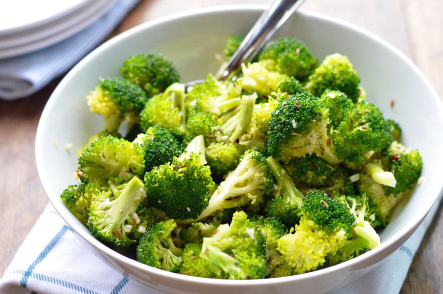 Broccoli Ceviche