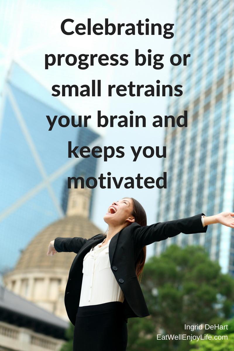 Increase Motivation with Celebration