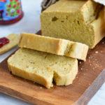 Golden Paleo Gluten Free Bread