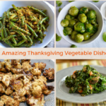 12 Amazing Thanksgiving Vegetables Dishes