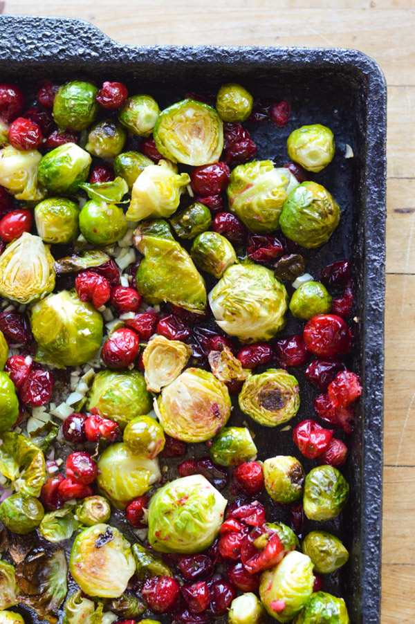 Easy Roasted Vegetables with Herbs
