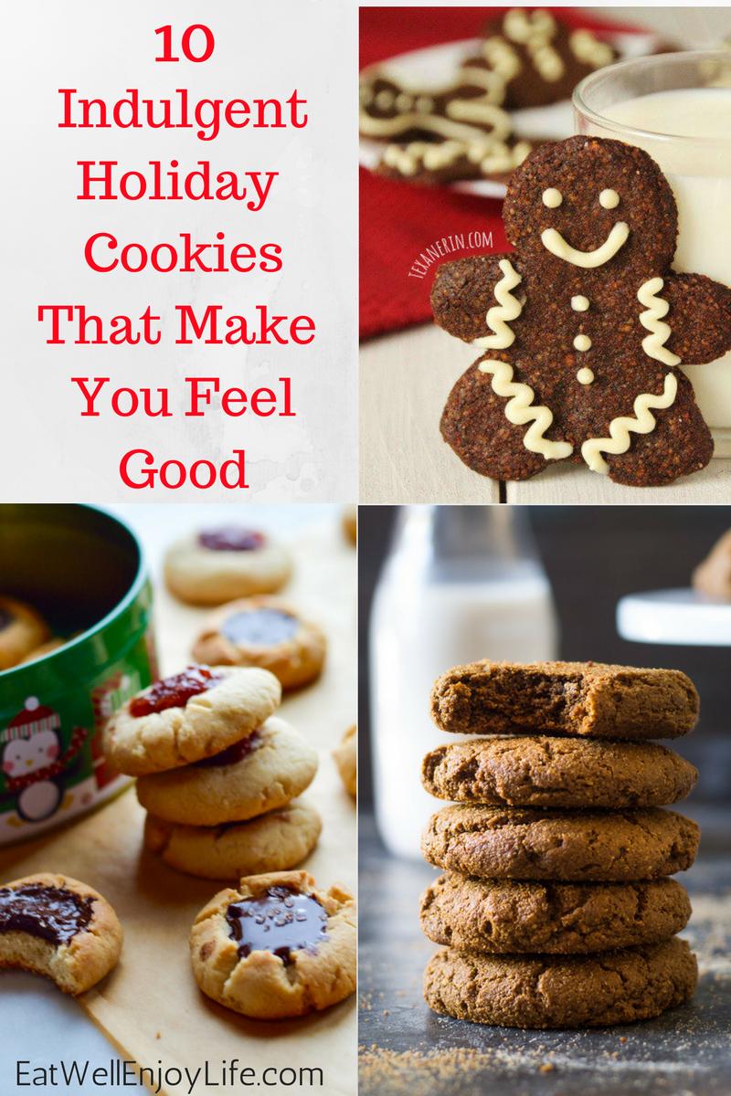 10 Indulgent Holiday Cookies That Make You Feel Good