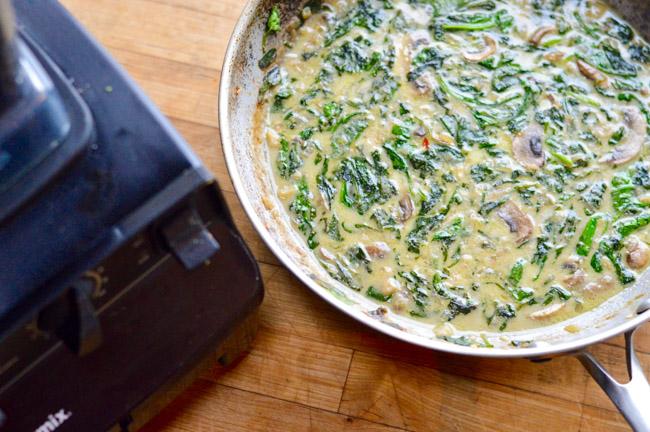 Thai Spinach Detox Soup