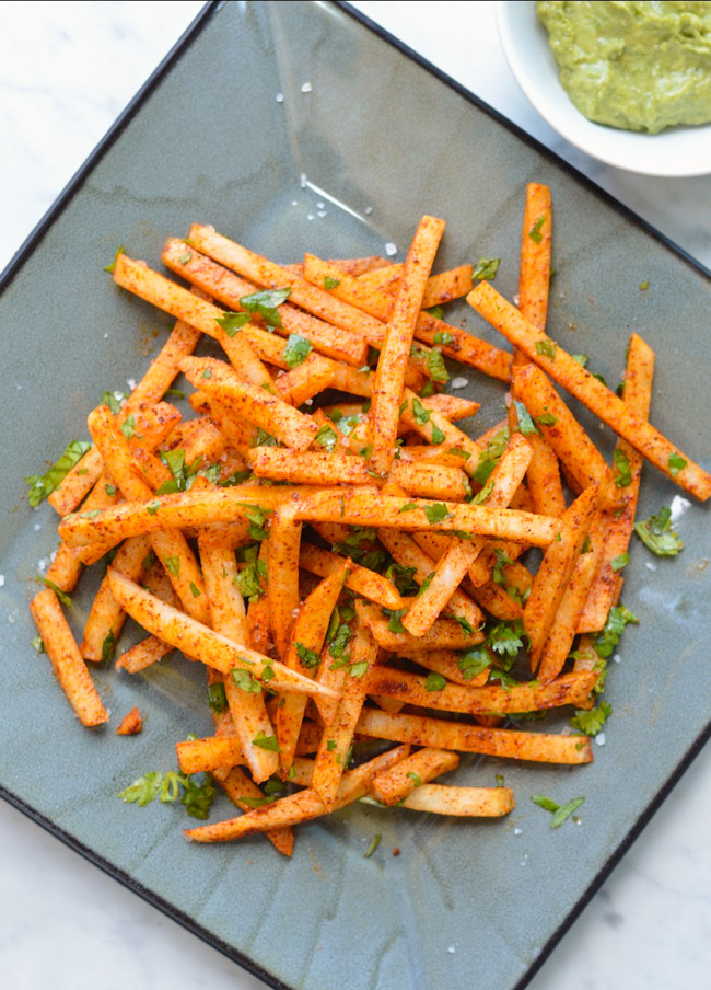 Raw Lime & Chili Spiced Fries