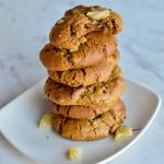 Triple Ginger Paleo Gingerbread Cookies
