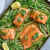 Miso Maple Salmon Tray