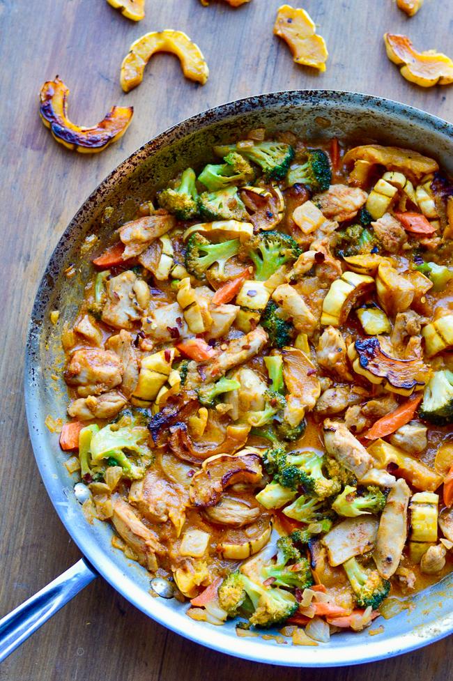 Thai Squash Curry