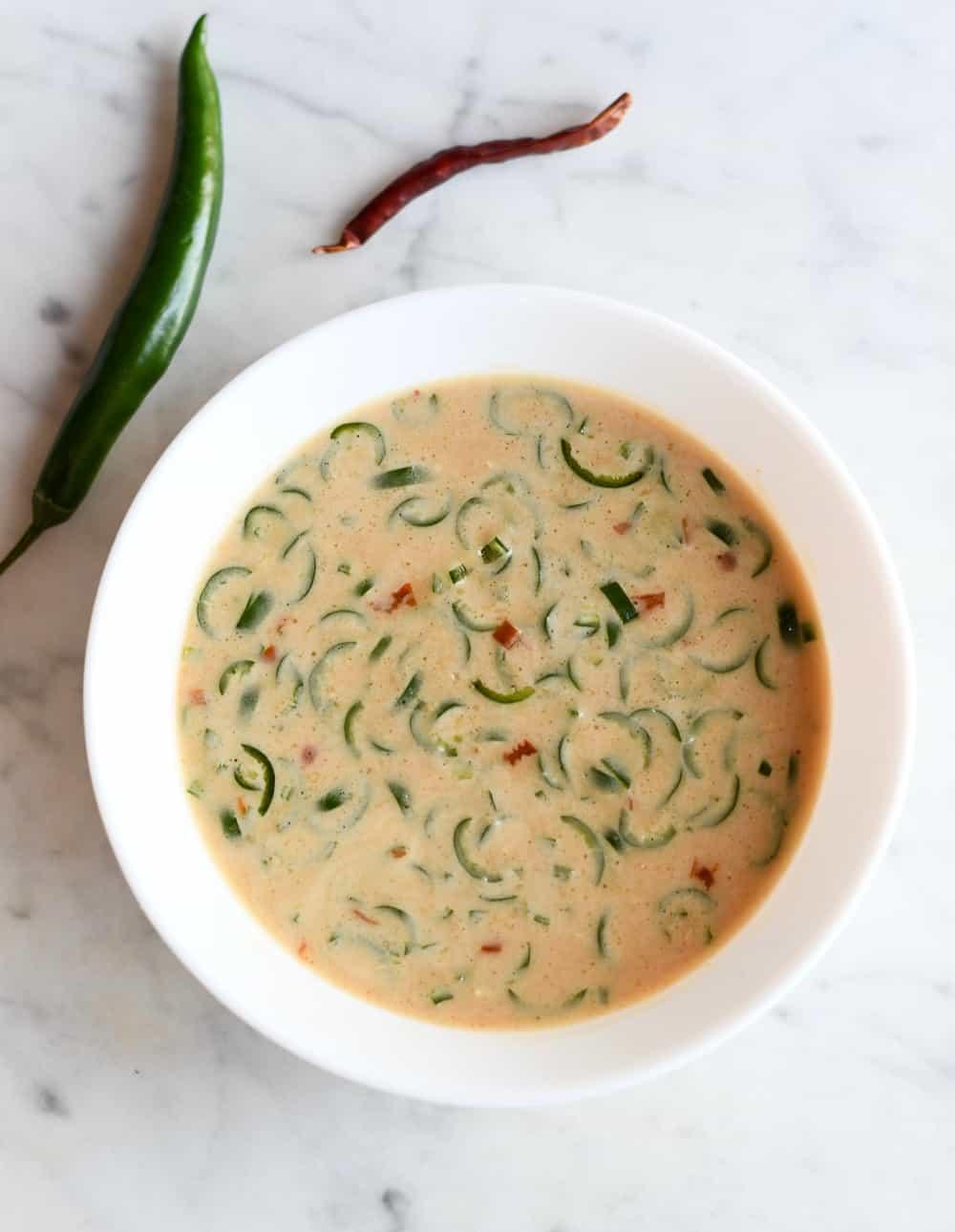 Vietnamese Chicken Salad dressing